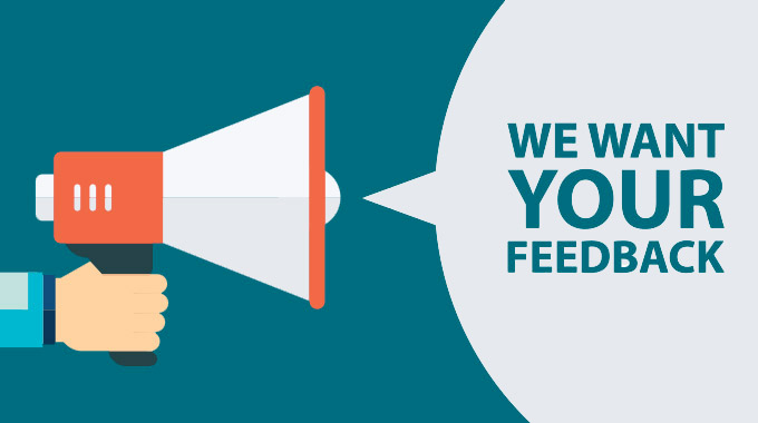 Voix Du Client : We Want Your Feedback